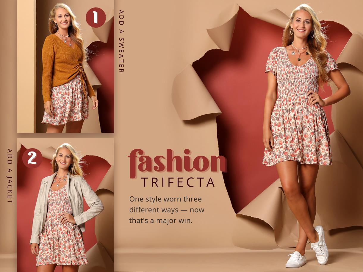 Fashion Trifecta collection