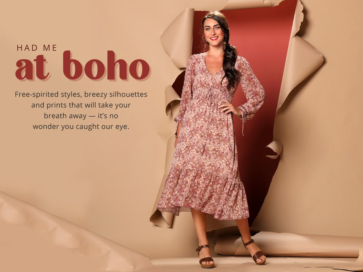 Had Me At Boho collection