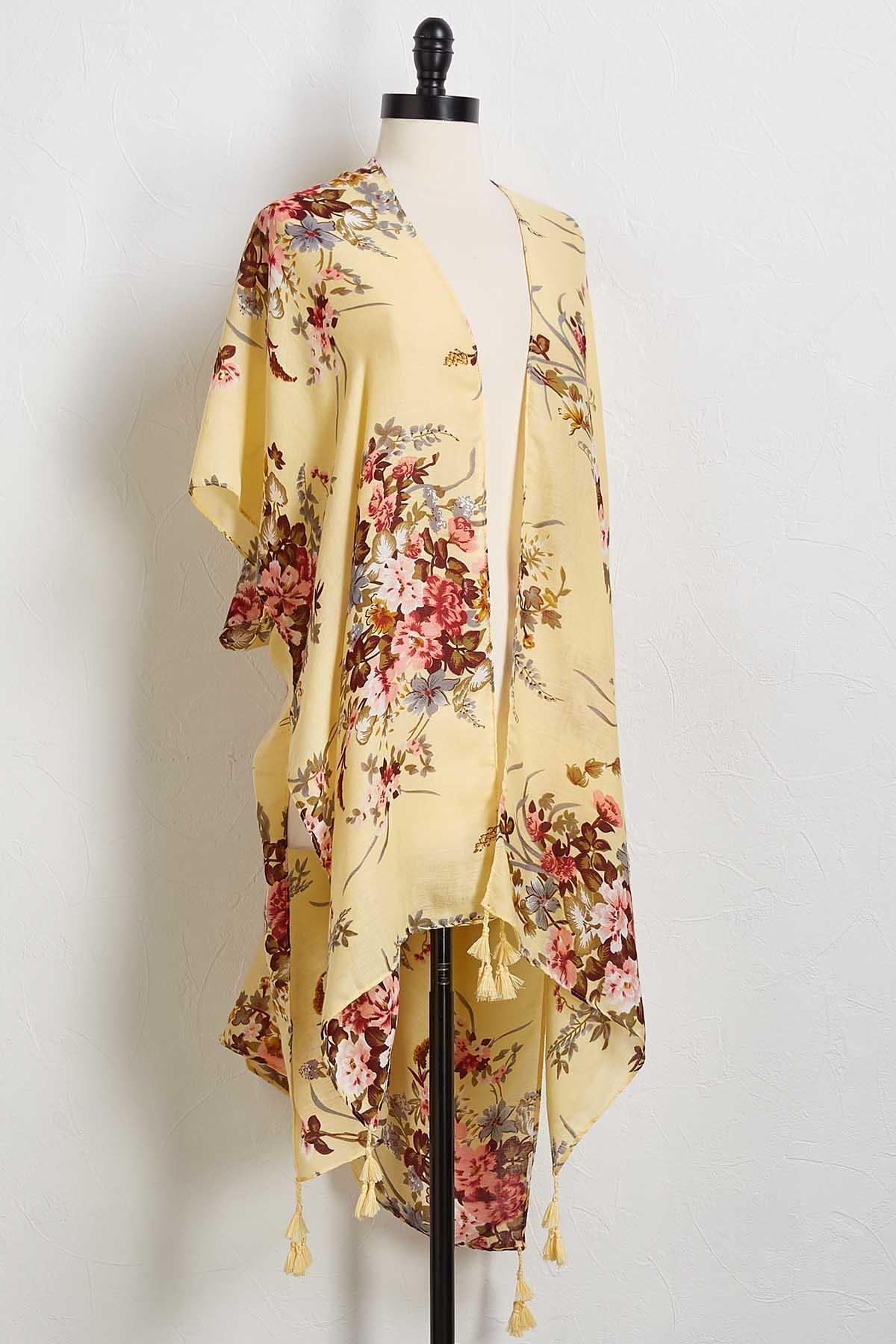 Countryside Kimono