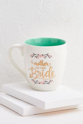 mother of bride mug
