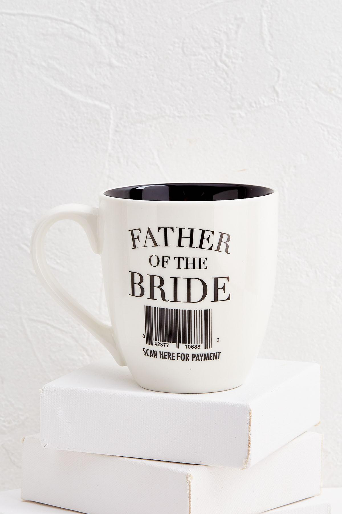 Father Of Bride Mug