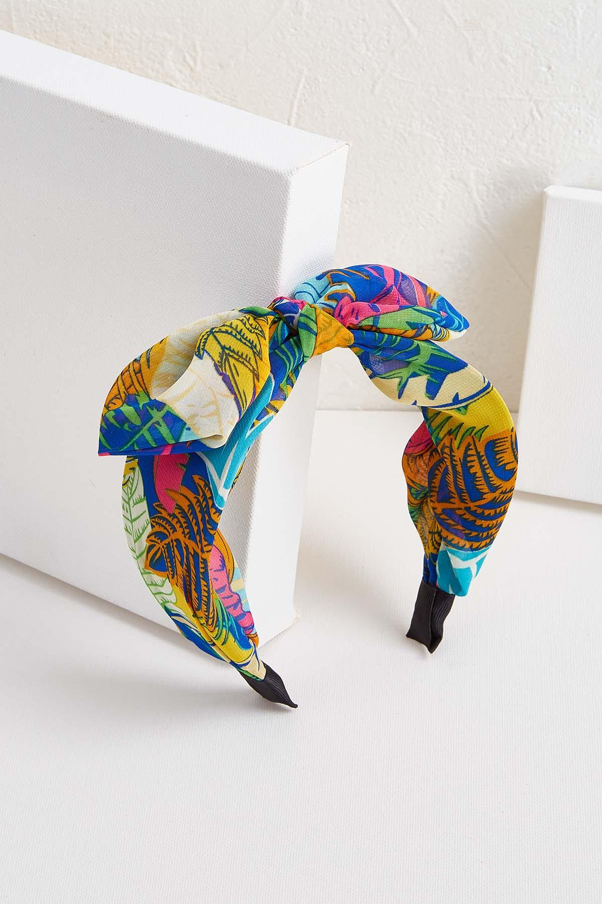 Island Dreams Bow Headband