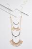 Layered Stick Necklace