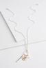 Faith Over Fear Cluster Necklace