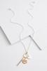 Can Do All Things Cluster Necklace