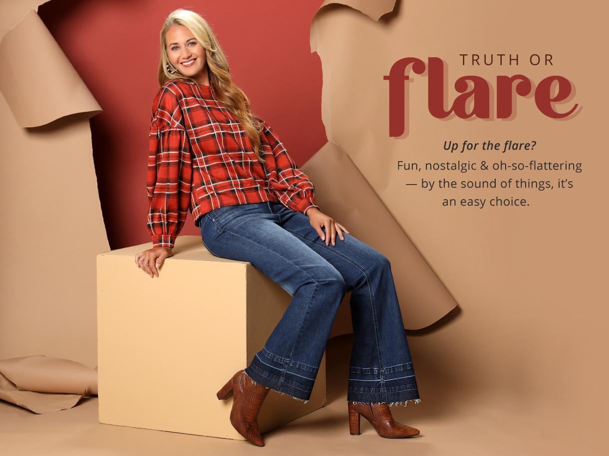 Truth or Flare collection