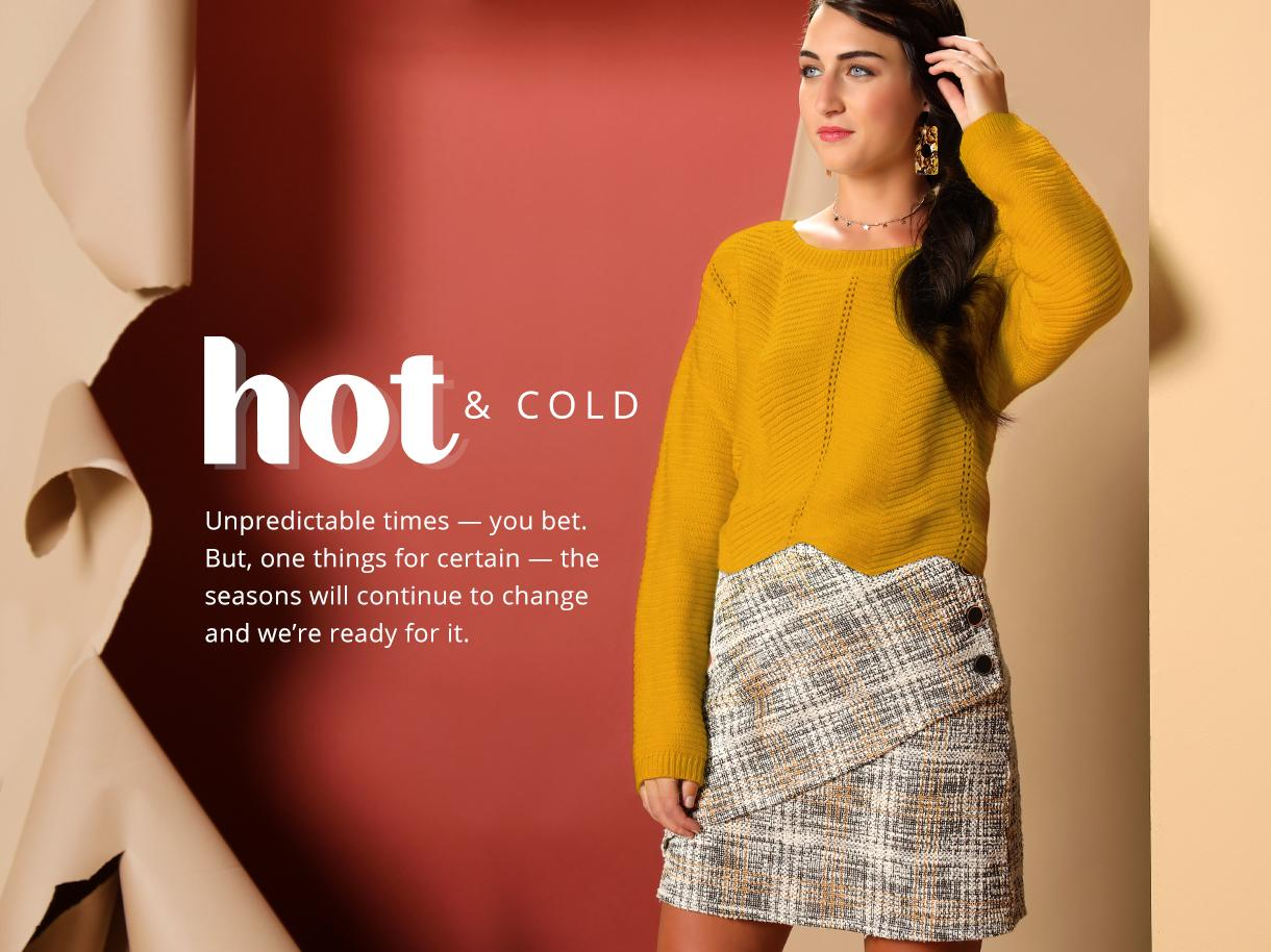Hot and Cold collection