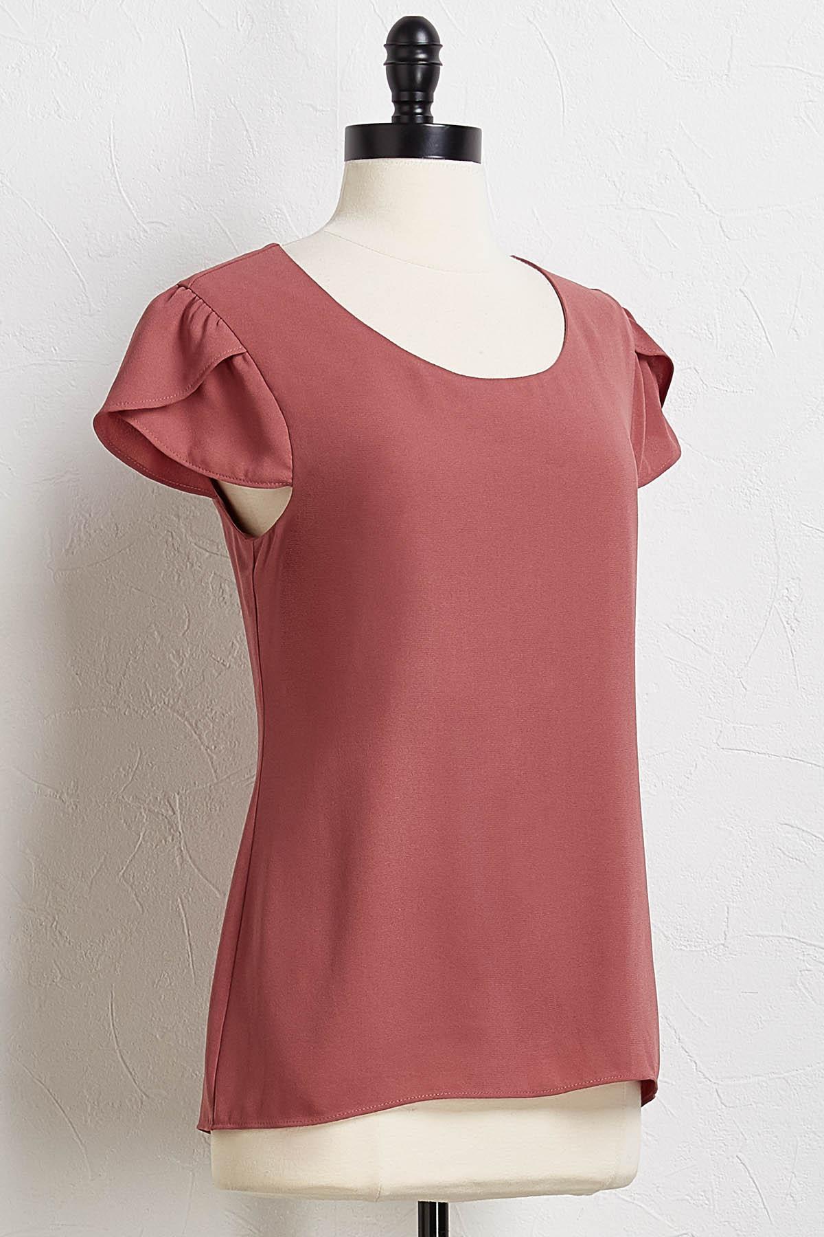 Tulip Sleeve Top