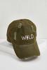 Distressed Wild Baseball Hat
