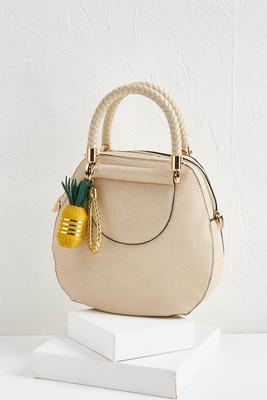 pineapple in paradise bag