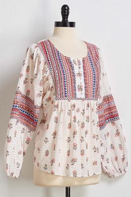 bohemian dream top