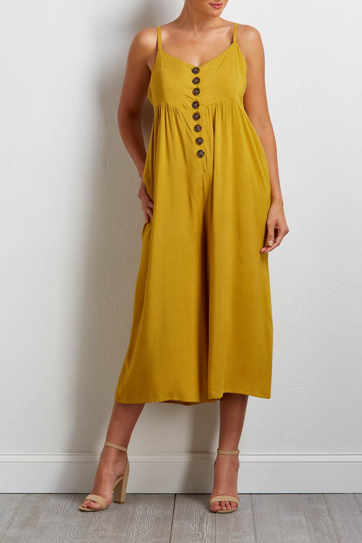 Tea For Two Jumpsuit
