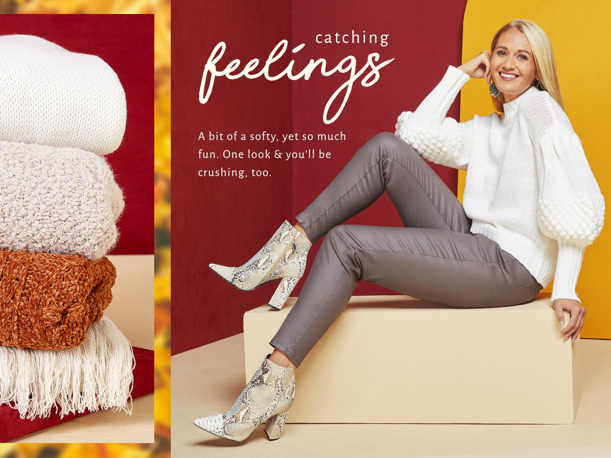 Catching Feelings collection