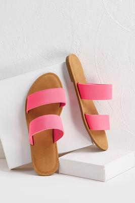 neon stretch band slides