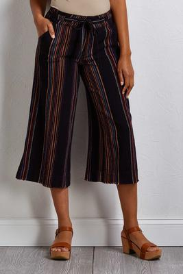 out of line linen pants