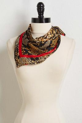 shimmy and snake neckerchief