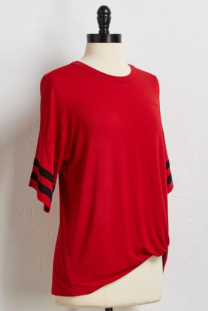 Game Day Knot Tee