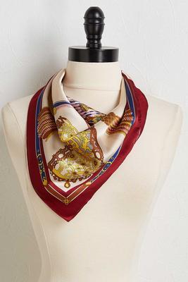 status print scarf