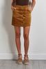 Cord Utility Skirt