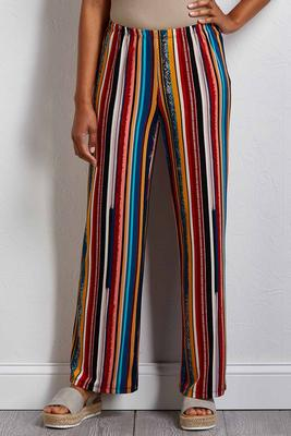 safari stripe pants
