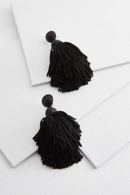 tassels for days earrings