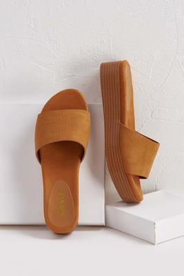 wide strap slides