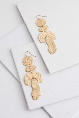 shake rattle and glow earrings