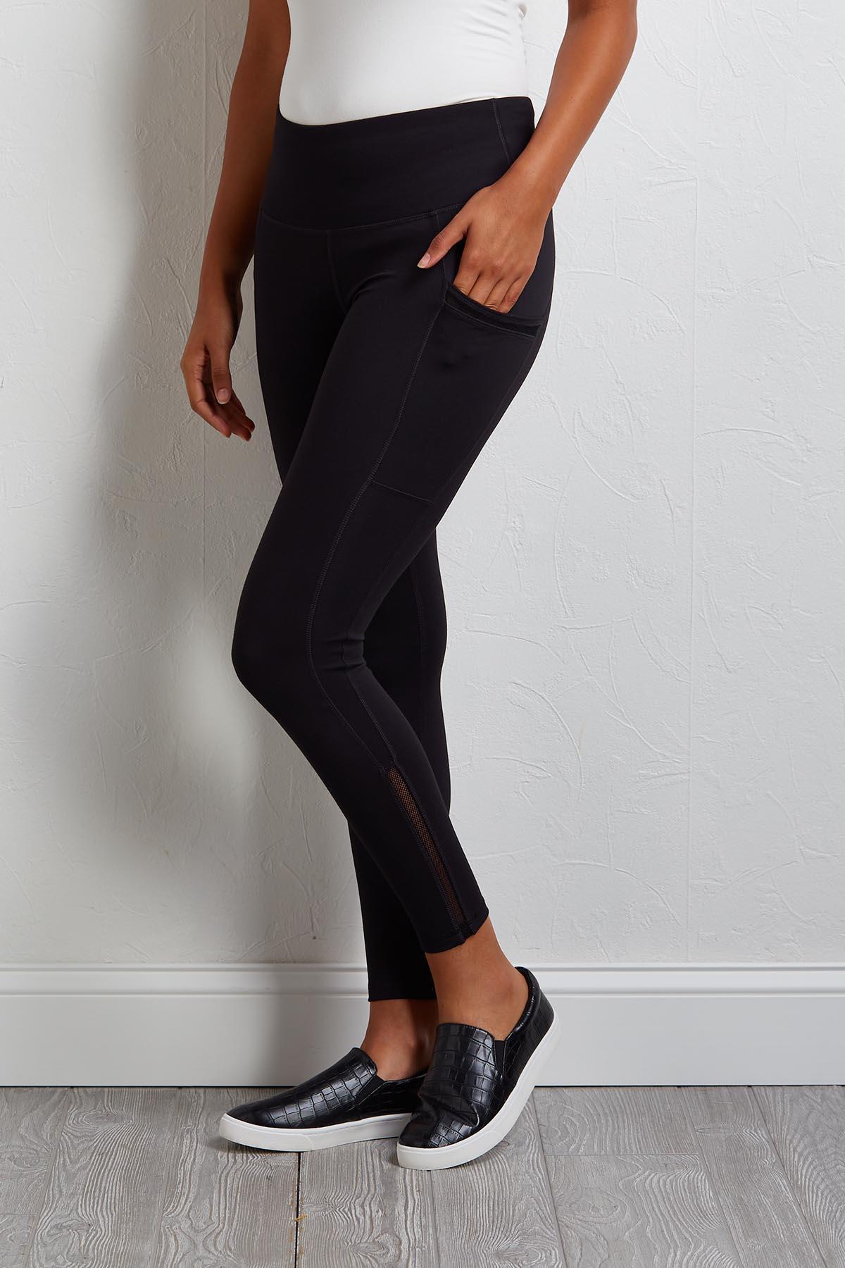 Athleisure Pocket Leggings