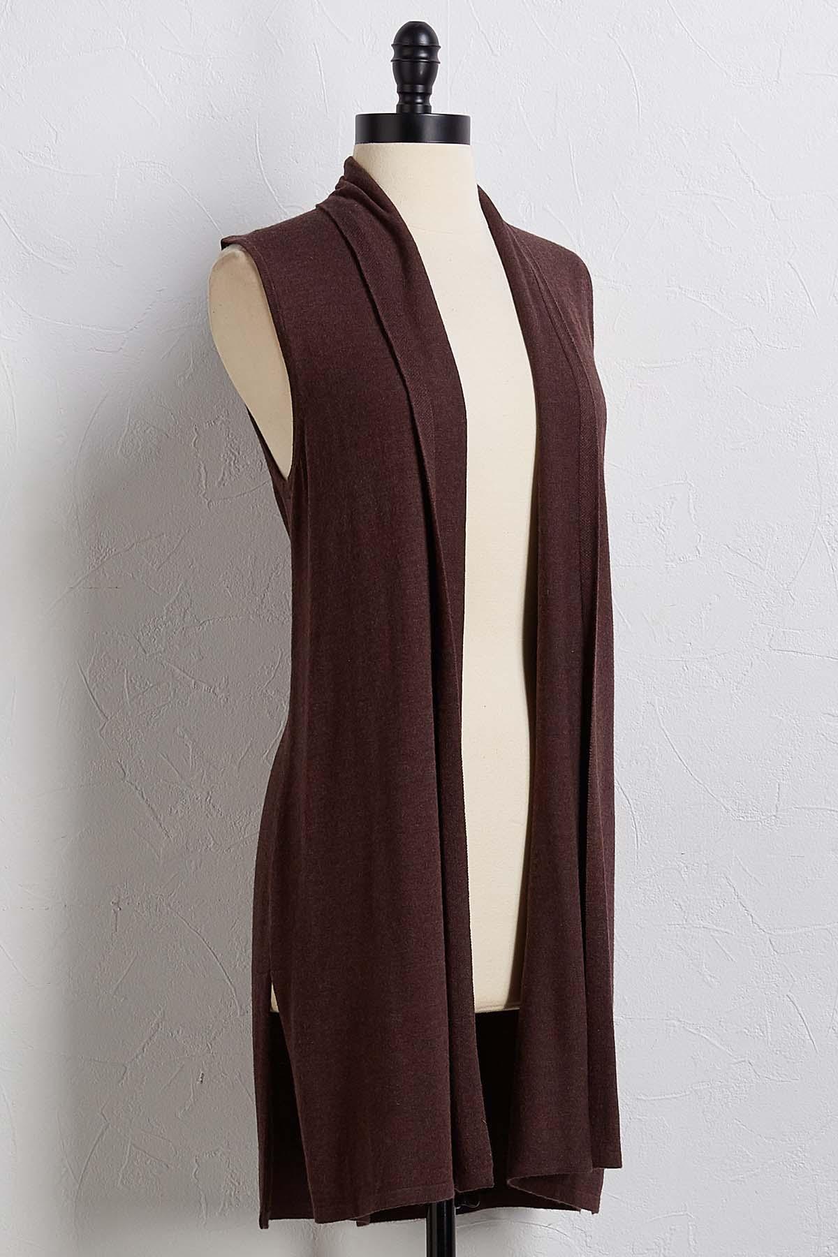Go For Knit Vest