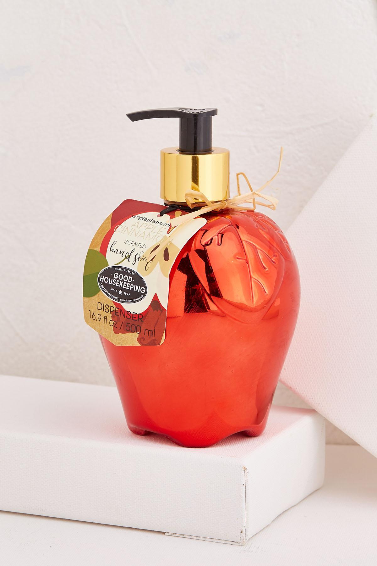 Metallic Apple Soap
