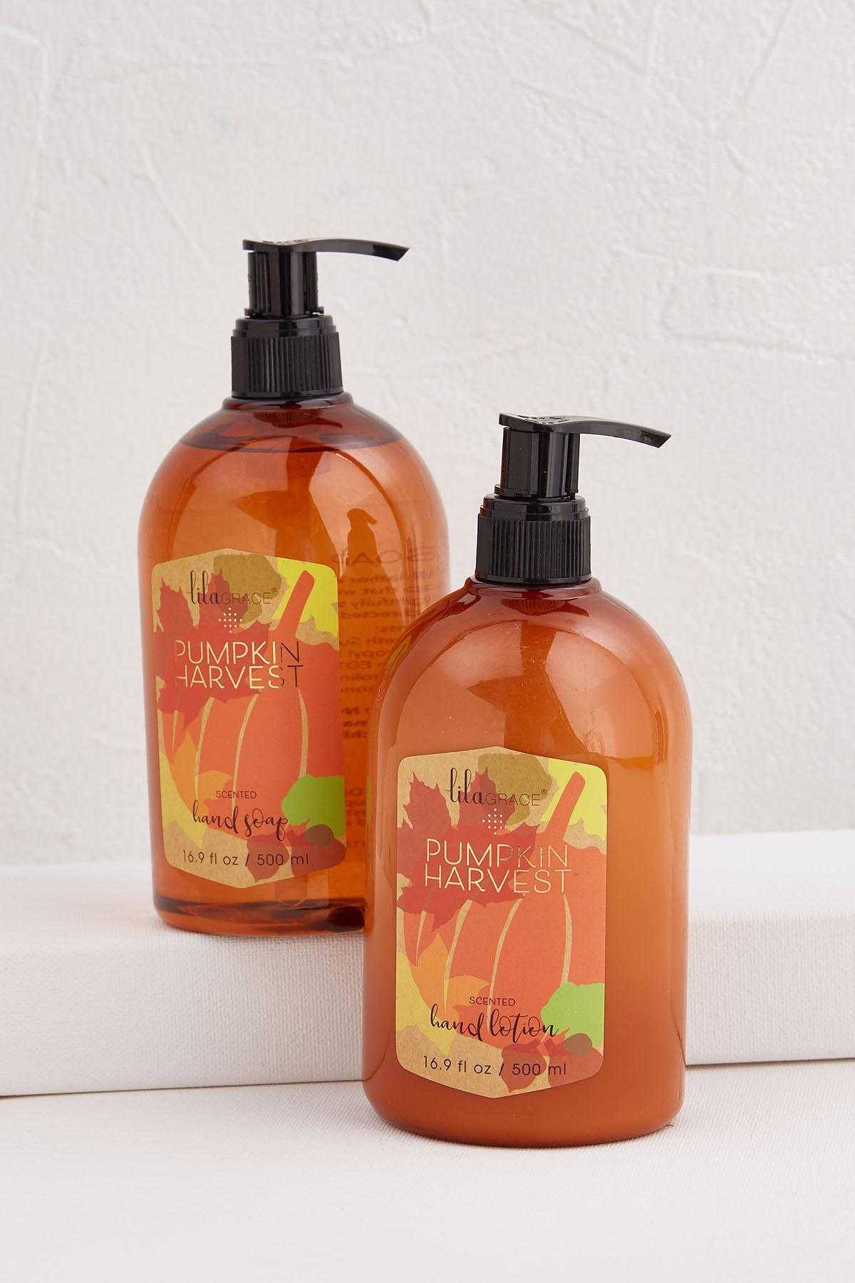Pumpkin Soap Set