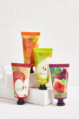 autumn hand cream set
