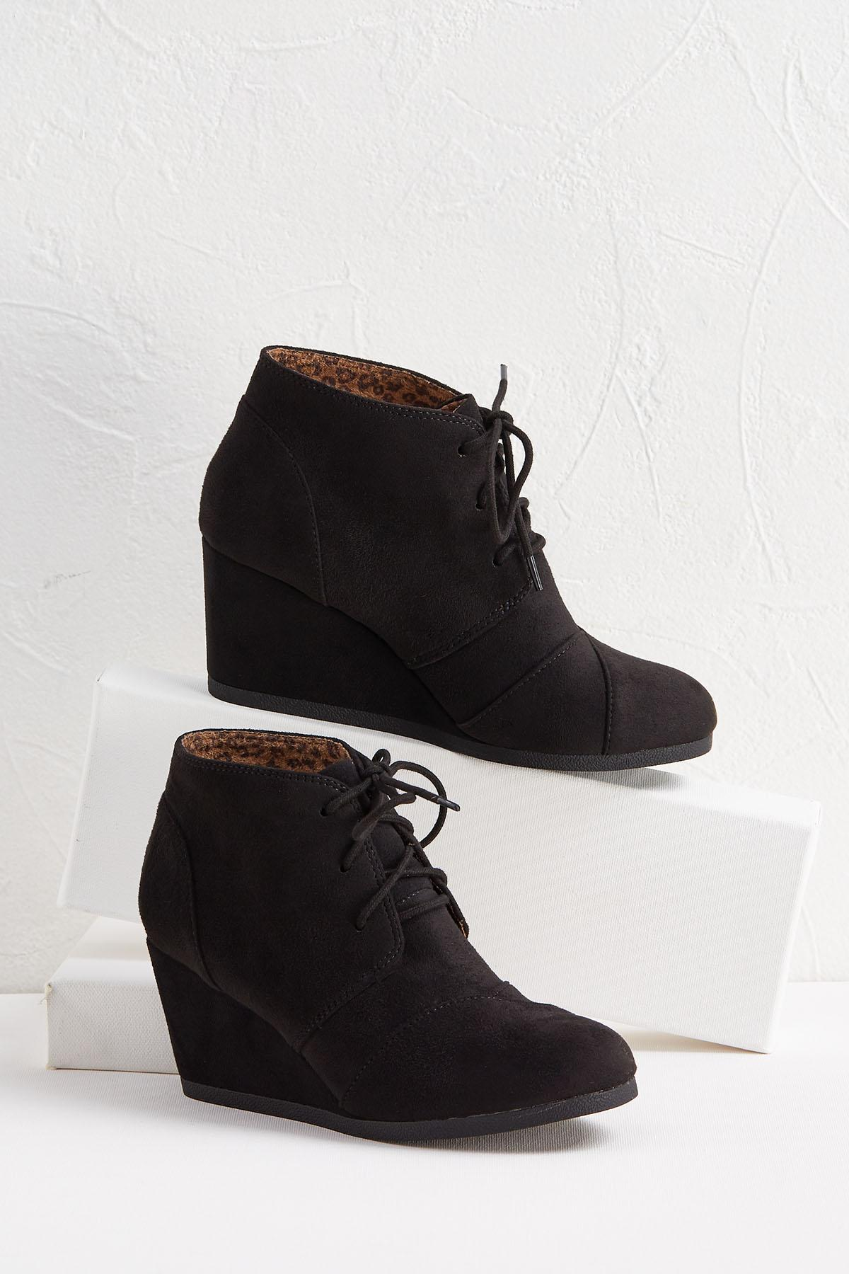 Downtown Wedge Bootie