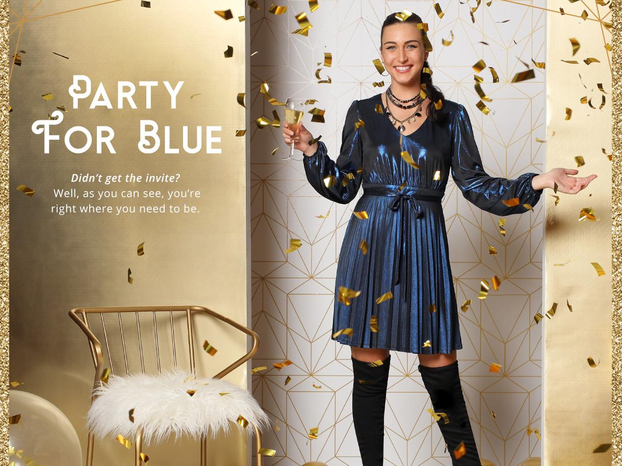 Party For Blue collection