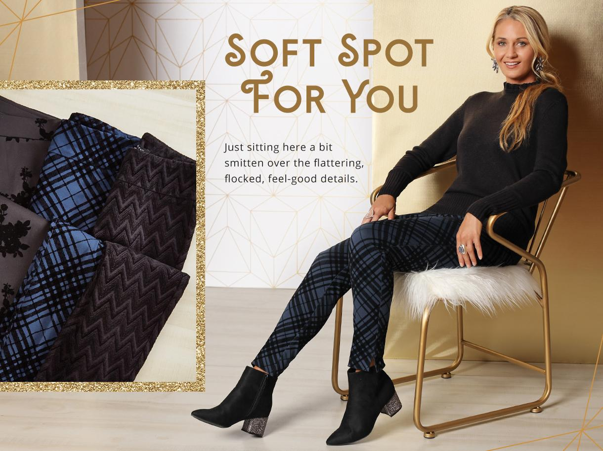 Soft Spot For You collection