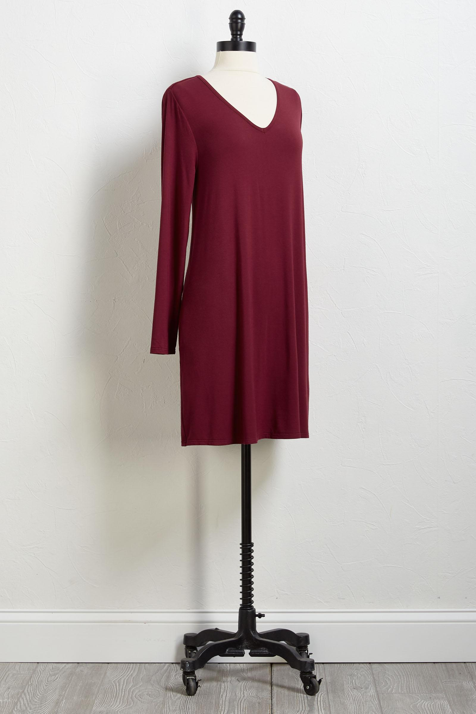 Essential Tee Dress