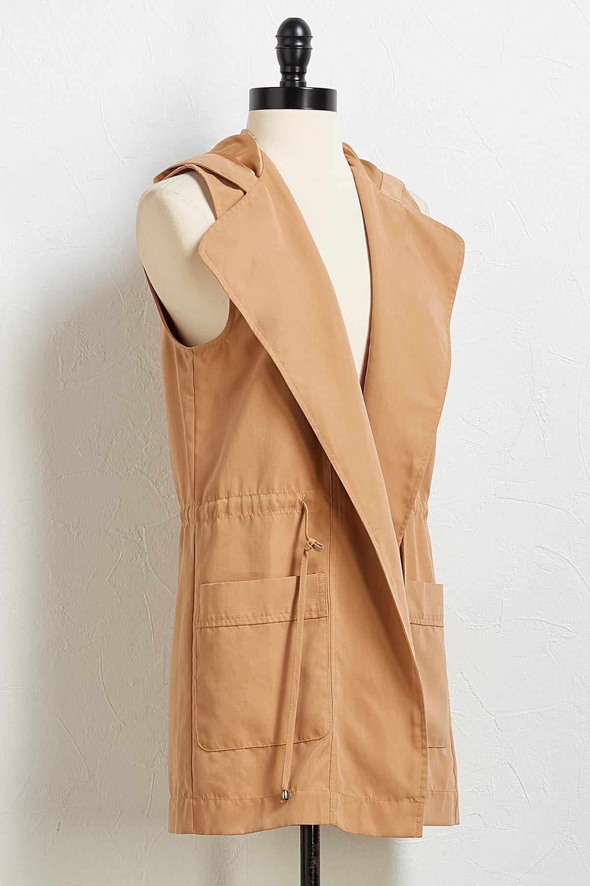 Gold Utility Vest