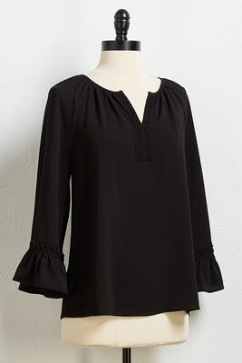 ring my bell sleeve top
