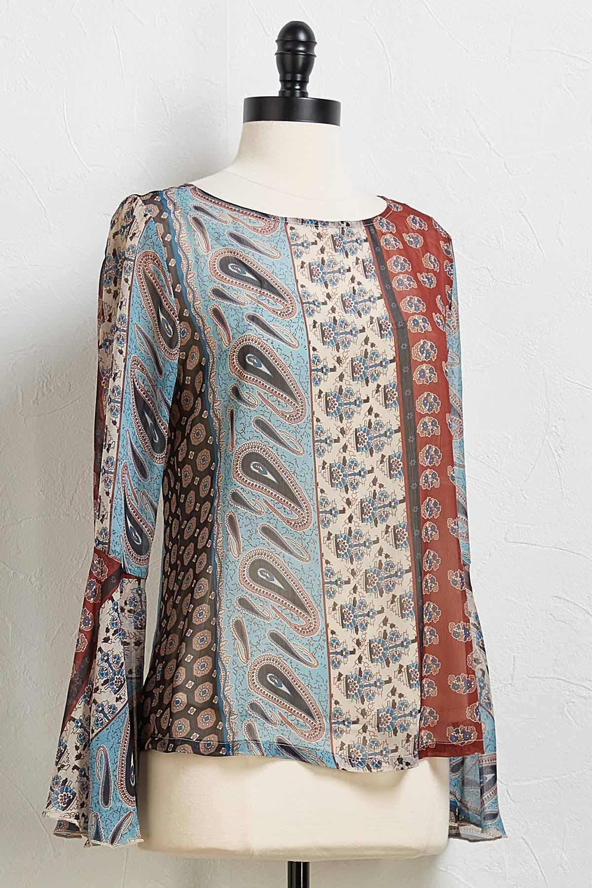 All Work No Paisley Top
