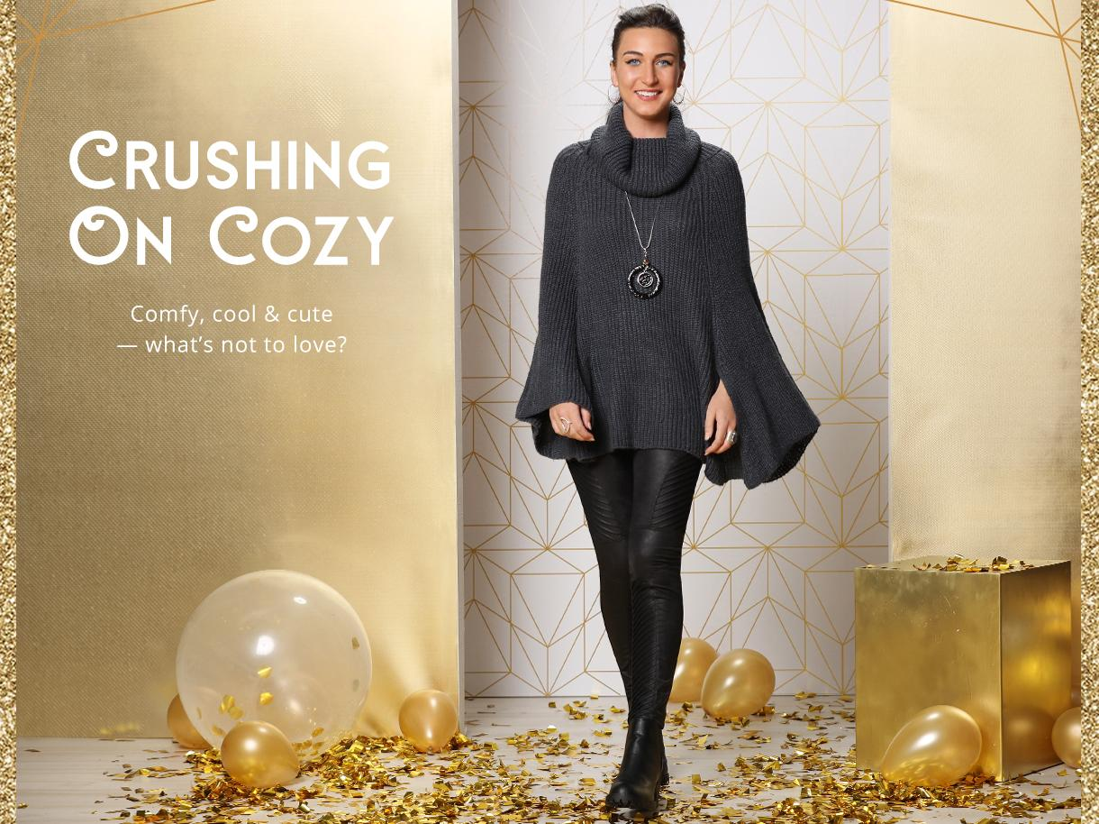 Crushing On Cozy collection