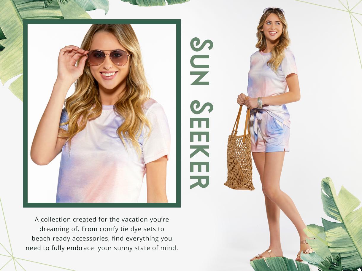 Sun Seeker collection
