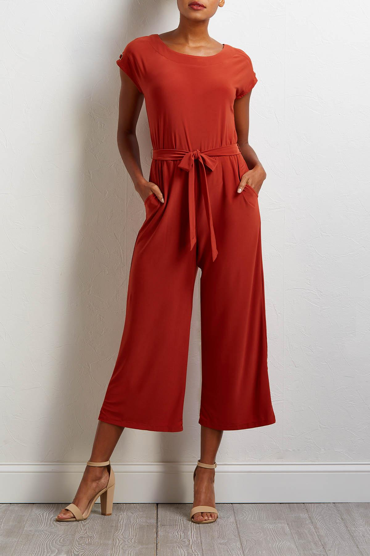 All In The Details Jumpsuit
