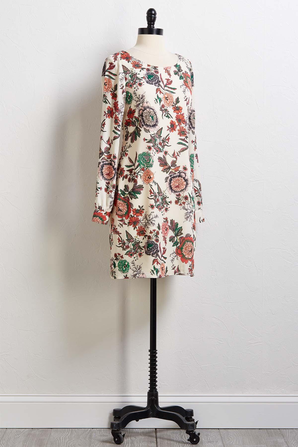 Let Love Bloom Dress
