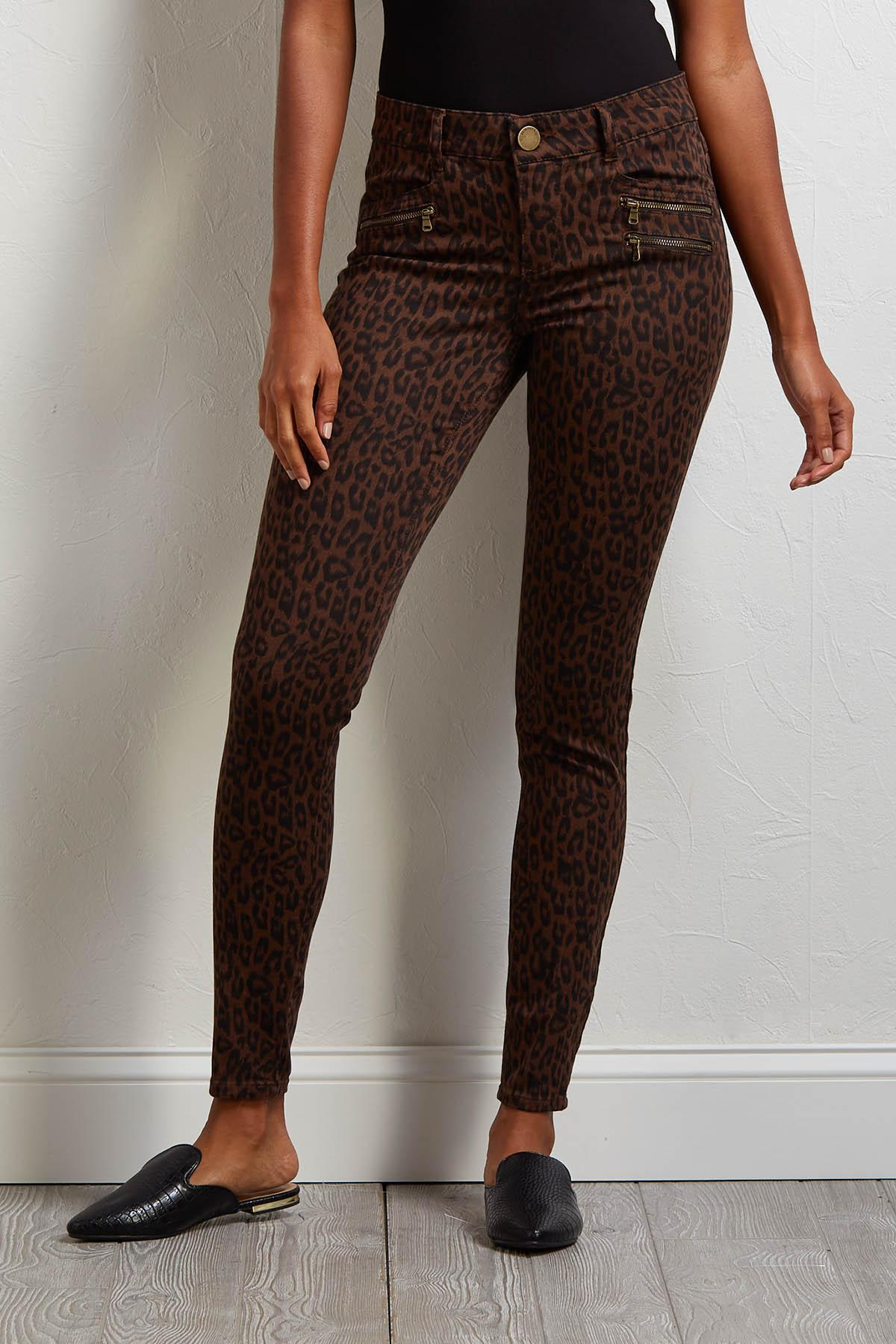 On The Prowl Twill Pants