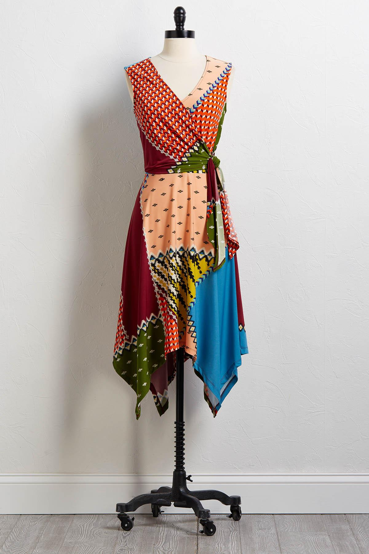 Patch Made In Heaven Dress
