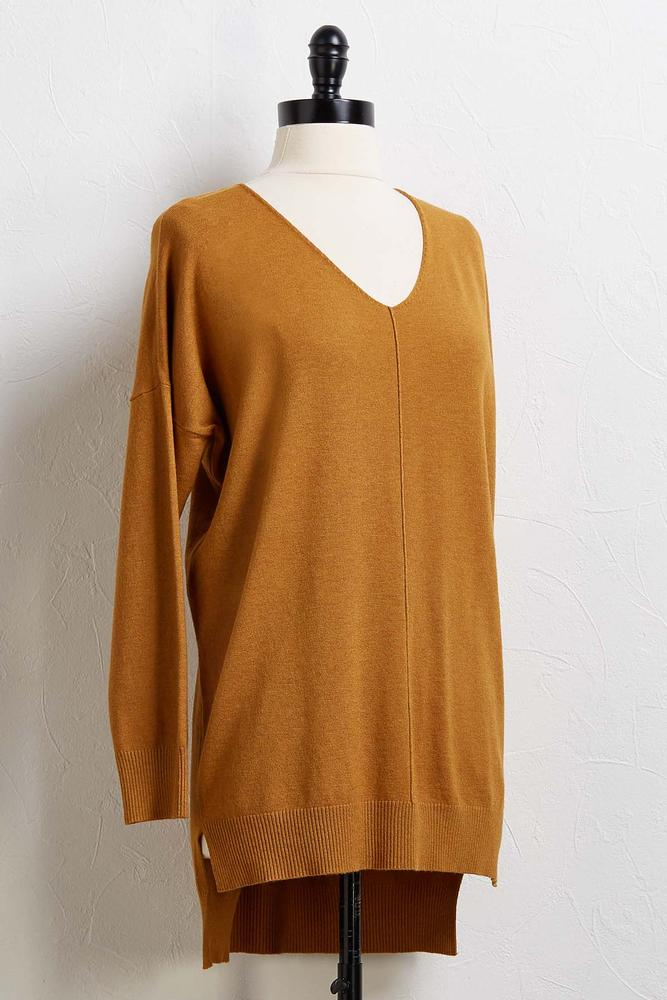 Seam Me After Class Sweater