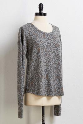 shady animal top
