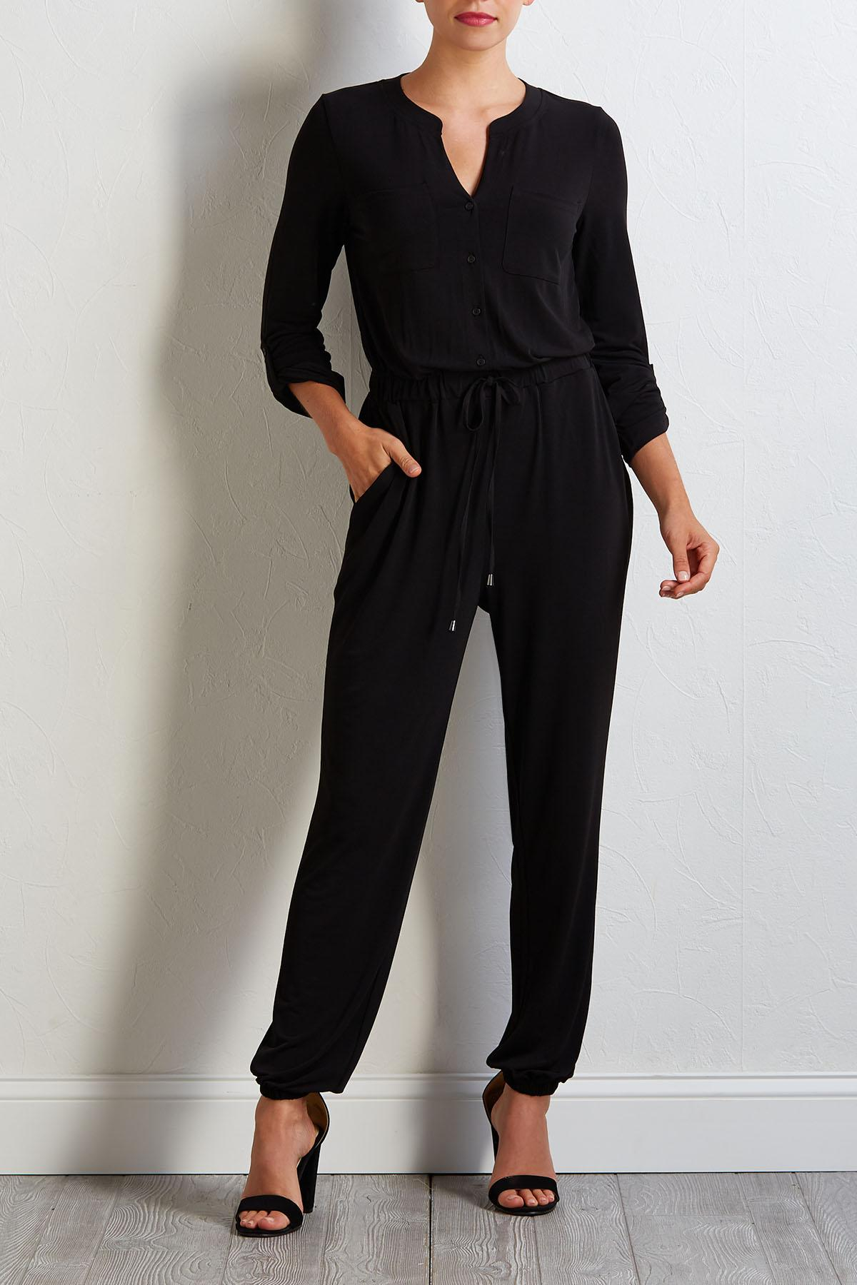 All For One Utility Jumpsuit