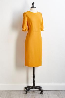 had me at yellow dress