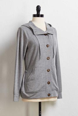 tort button jacket
